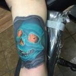 Eric_07_skull-blue