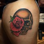 Eric_32_skull-rose
